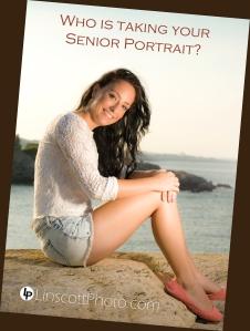 Maine Senior Portraits